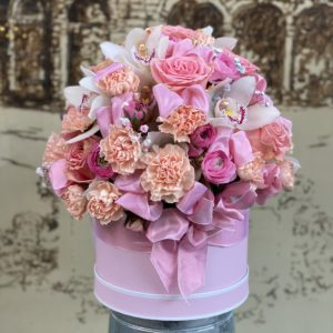 "Flowerbox ""Pink Beauty"""