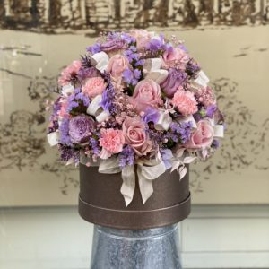 "Flowerbox ""Pastel Candy"""